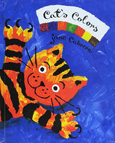9781680653083: Cat's Colors (Picture Puffin Books)