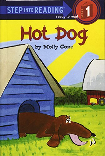 9781680653496: Hot Dog (Step Into Reading - Level 1 - Quality)