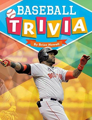 9781680780017: Baseball Trivia (Sports Trivia)