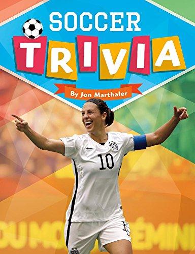 9781680780062: Soccer Trivia (Sports Trivia)