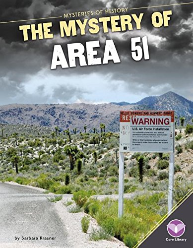 9781680780222: Mystery of Area 51 (Mysteries of History)