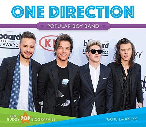 9781680780567: One Direction: Popular Boy Band (Big Buddy Pop Biographies)