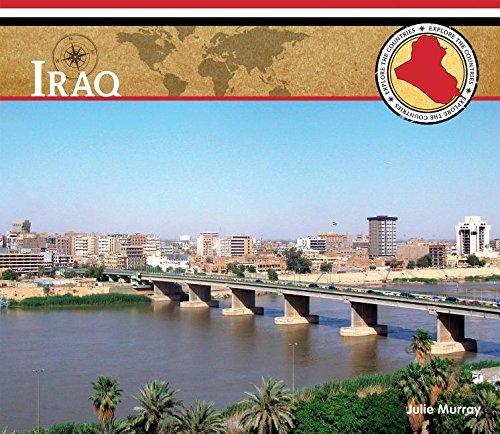 9781680780680: Iraq (Explore the Countries; Set 3)