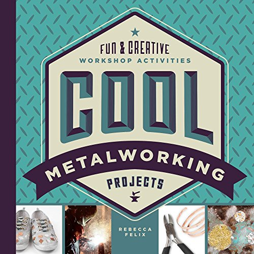 Cool Metalworking Projects: Fun & Creative Workshop Activities (Library Binding): Rebecca Felix
