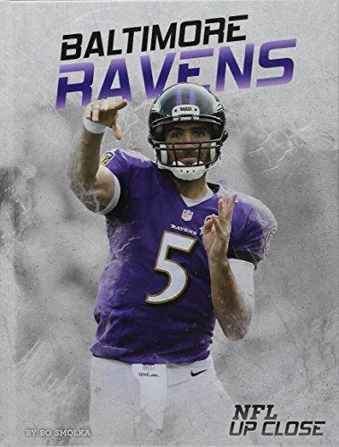 Baltimore Ravens (Library Binding): Bo Smolka