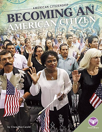 Becoming an American Citizen (American Citizenship): Clara MacCarald
