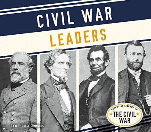 Civil War Leaders (Library Binding): Judy Dodge Cummings