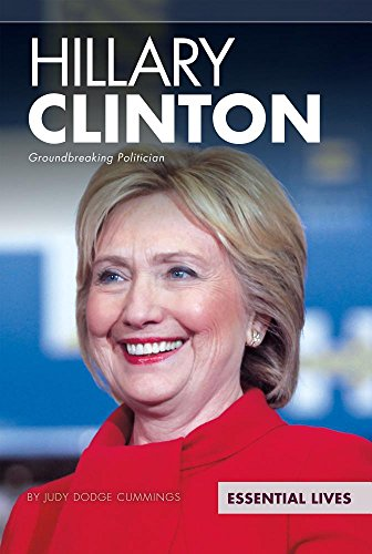9781680783018: Hillary Clinton (Essential Lives)