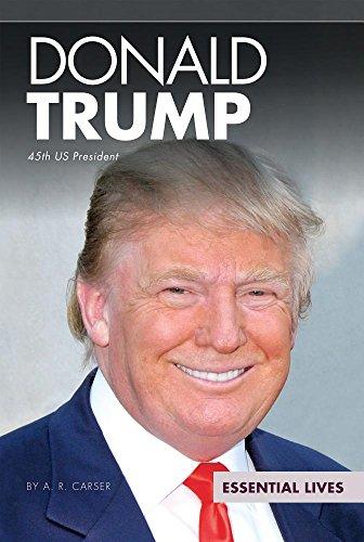 9781680783667: Donald Trump: 45 Us President (Essential Lives)