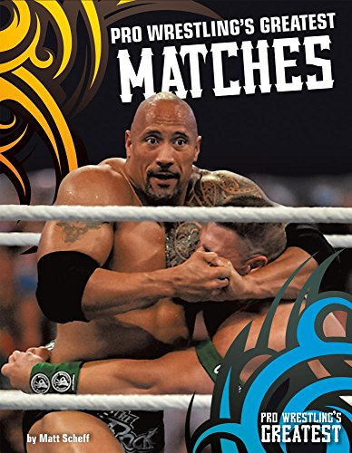 9781680784961: Pro Wrestling's Greatest Matches