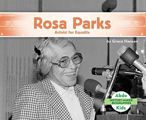 9781680801262: Rosa Parks: Activist for Equality (History Maker Biographies)
