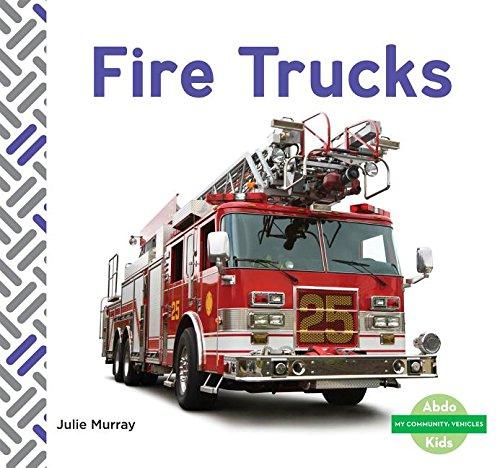 9781680801293: Fire Trucks (My Community: Vehicles)