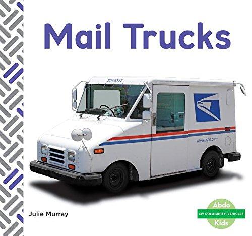 9781680801316: Mail Trucks (My Community: Vehicles)
