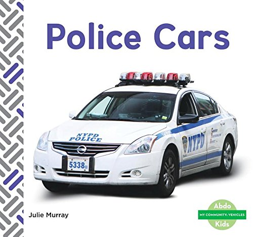 9781680801323: Police Cars (My Community: Vehicles)
