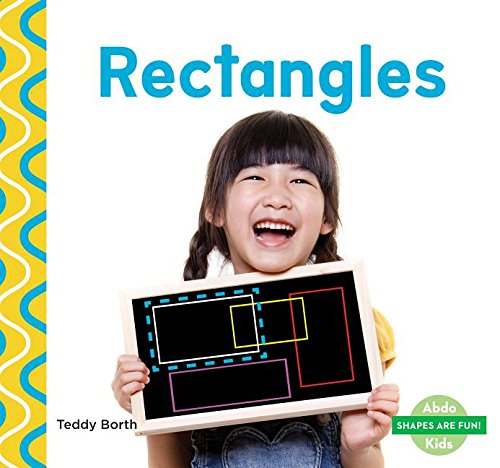 9781680801453: Rectangles (Shapes Are Fun!)