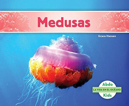 Medusas (Jellyfish) (Library Binding): Grace Hansen