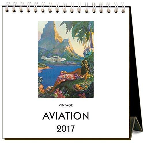 9781680810622: Aviation 2017 Easel Calendar