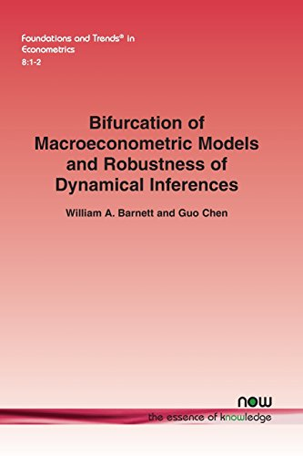 Bifurcation of Macroeconometric Models and Robustness of Dynamical Inferences (Paperback): William ...