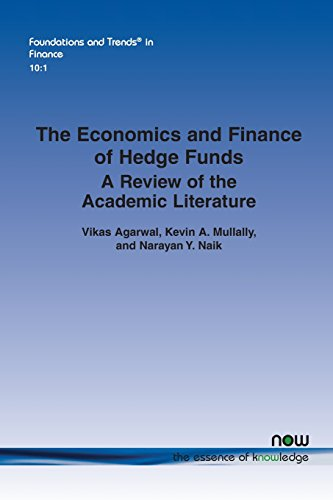 9781680830743: The Economics and Finance of Hedge Funds: A Review of the Academic Literature (Foundations and Trends in Finance)