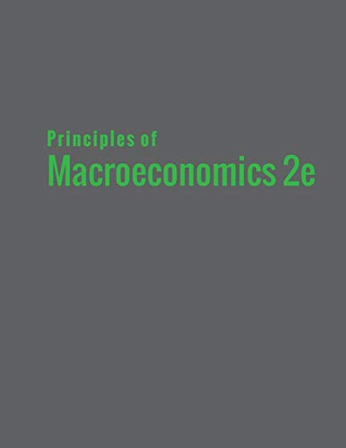 Principles of Macroeconomics 2e (Paperback): Steven A Greenlaw,