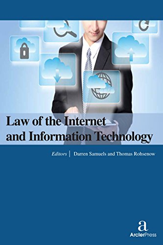 9781680941043: Law Of The Internet And Information Technology