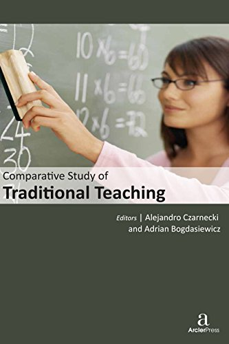 9781680941463: Comparative Study of Traditional Teaching