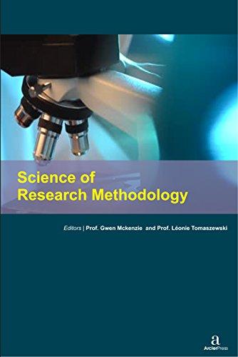 9781680941685: Science Of Research Methodology [Hardcover] [Jan 01, 2015] Prof. Gwen Mckenzie and Prof. Léonie Tomaszewski