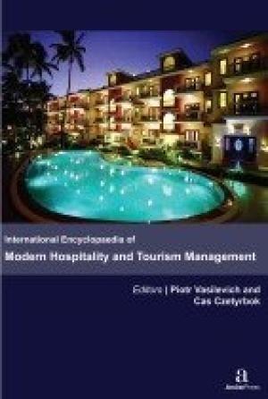 International Encyclopedia Of Modern Hospitality And Tourism: Vasilevich Piotr. Et.Al