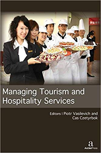 9781680941791: Managing Tourism and Hospitality Services