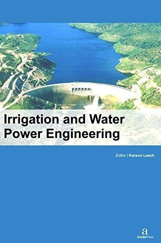 9781680942637: Irrigation and Water Power Engineering