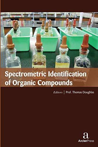 9781680943054: Spectrometric Identification of Organic Compounds