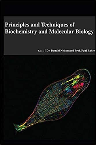 9781680950663: Principles and Techniques of Biochemistry and Molecular Biology