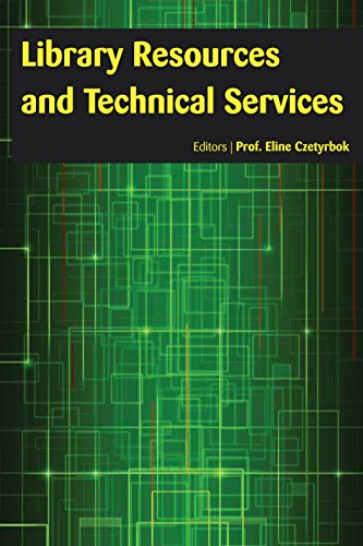 9781680951486: Library Resources and Technical Services