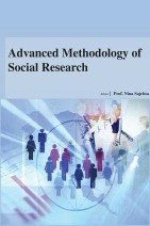 9781680951806: Advanced Methodology of Social Research