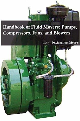 9781680953015: Handbook of Fluid Movers: Pumps, Compressors, Fans, and Blowers