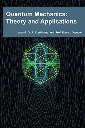 9781680953398: Quantum Mechanics:theory and Applications