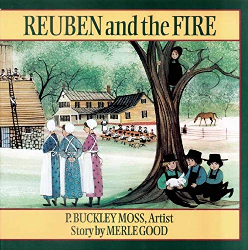9781680991536: Reuben and the Fire