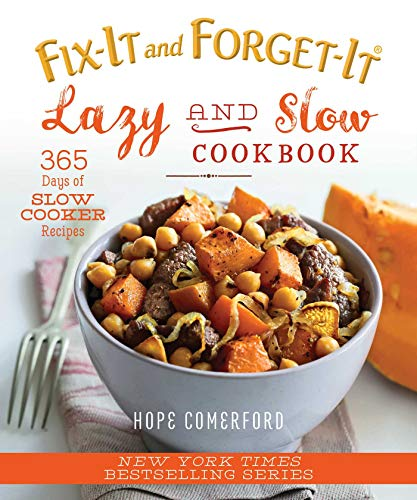 9781680991741: Fix-It and Forget-It Lazy and Slow Cookbook: 365 Days of Slow Cooker Recipes