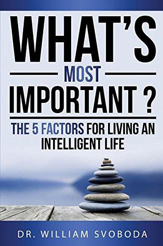 What's Most Important?: Svoboda, Bill