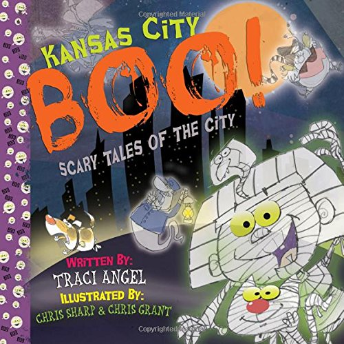 Kansas City Boo: Scary Tales of the: Angel, Traci