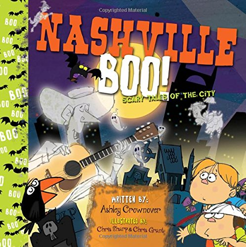 Nashville Boo: Scary Tales of the City: Ashley Crownover