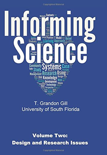 9781681100050: Informing Science Volume 2: Design and Research Issues