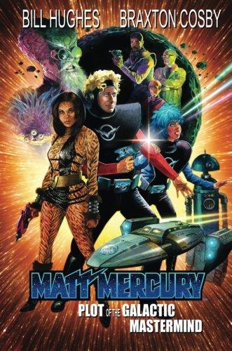 9781681183640: Matt Mercury