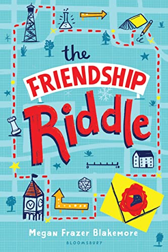 9781681190198: The Friendship Riddle