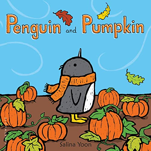 9781681192178: Penguin and Pumpkin