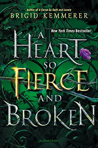 9781681195117: A Heart So Fierce and Broken (The Cursebreaker Series)