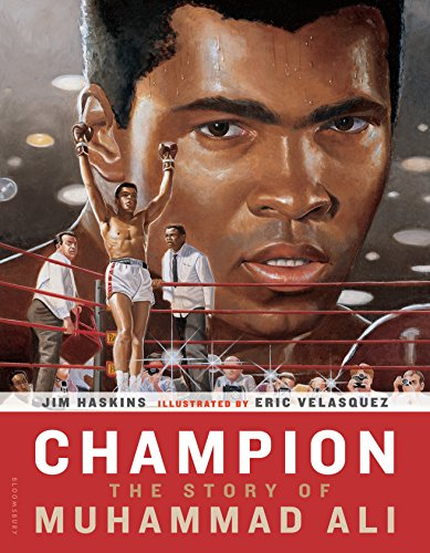 9781681195889: Champion: The Story of Muhammad Ali