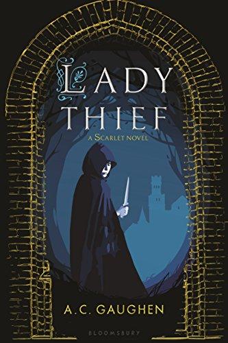 9781681198200: Lady Thief: A Scarlet Novel