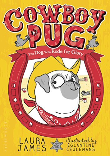 Cowboy Pug (Paperback): Laura James