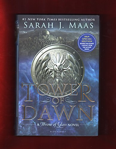 9781681198798: Tower of Dawn (Special Edition) (Throne of Glass Series #6)